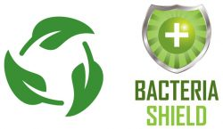 Bacteria Shield biodegradable